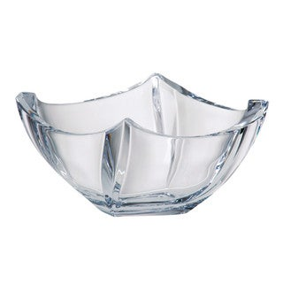 Majestic Gifts Clear Crystalline Glass Bowl