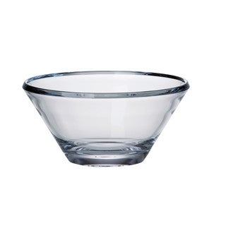 Majestic Gifts Crystalline Glass 11-inch Diameter Bowl