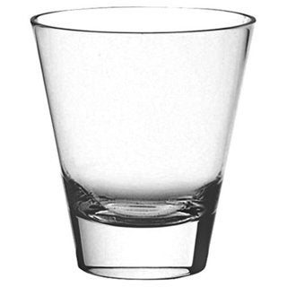 Majestic Gifts Clear Glass 13-ounce Double Old-fashioned Tumbler (Pack of 6)
