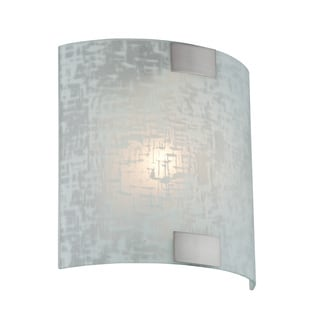 Lite Source 1-Light Sancho Wall Sconce