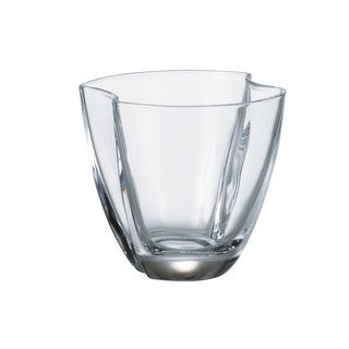 Majestic Gifts Crystalline Glass Double Old Fashioned Tumbler 10.75 oz. (Pack of 6)