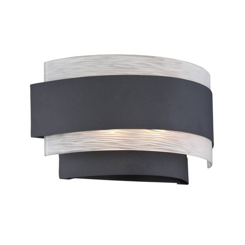 Lite Source 2-Light Gaetano Wall Sconce