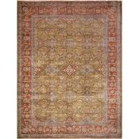 Noori Rug Ankara Abdul Gold/Red Rug - 10'3 x 13'4