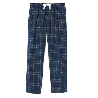 Lacoste Men's Croc-print Navy Cotton Lounge Sleep Pants|https://ak1.ostkcdn.com/images/products/13740663/P20398467.jpg?impolicy=medium