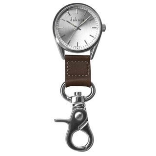 Dakota Watch Men's Dress Clip Carabiner Watch