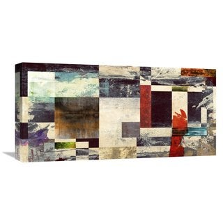 Global Gallery Sandro Nava 'Hottical' Stretched Canvas Artwork