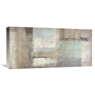 Global Gallery Ludwig Maun 'Waterfront' Stretched Canvas Artwork