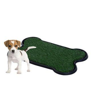 Pet Potty Patch Dog Training Bathroom Pad Indoor/Outdoor
