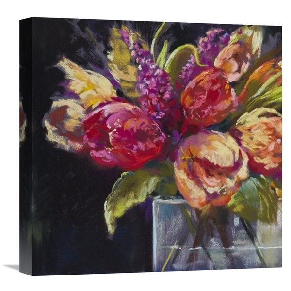 Global Gallery Nel Whatmore �Bundles of Joy I� Stretched Canvas Artwork