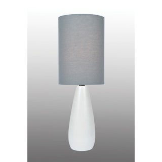 Lite Source 1-Light Quatro Mini Table Lamp