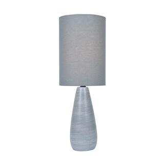Lite Source 1-Light Quatro Mini Table Lamp