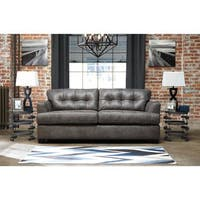 Signature Design by Ashley Inmon Charcoal Queen Sofa Sleeper