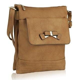 MKF Collection Alexandra Cross-Body Handbag by Mia K. Farrow
