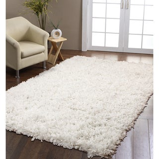 Panache Home Collection Comfort Paper Shag Area Rug (8' x 10')