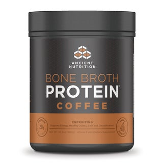 Ancient Nutrition Bone Broth 17.8-ounce Coffee Protein