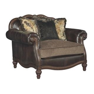 Signature Design by Ashley Winnsboro DuraBlend Vintage Chair