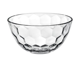 Majestic Gifts Clear Quality Glass 5-inch Deep Bowls 6-piece Set