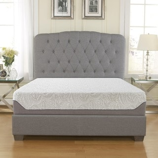 Sleep Sync 10-inch Full-size Air-Flow Gel Memory Foam Mattress