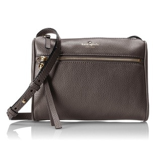 Kate Spade New York Cobble Hill Cayli Deep Truffle Crossbody Handbag