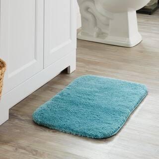 Mohawk Home Spa Bath Rug (1'8x2'10) (Option: White