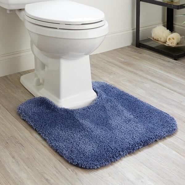 """Mohawk Home Chalet Bath Rug (1' 9""""x2' Contour)"""