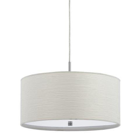 Buy 2 lights ceiling lights online at overstock our best nianda 60 watt 2 light pendant fixture aloadofball Gallery