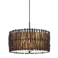 Twig 2-light 100-watt Pendant Fixture