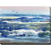 """H2O 1"" Giclee Print Canvas Wall Art"