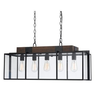 60-watt 5-light Antonio Chandelier