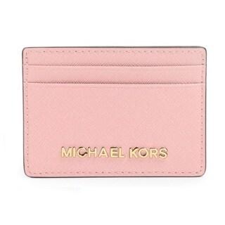 MICHAEL Michael Kors Jet Set Blossom Travel Card Holder
