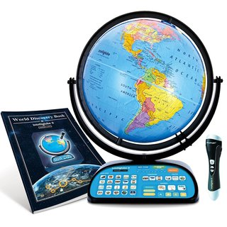 IntelliGlobe II World Globe
