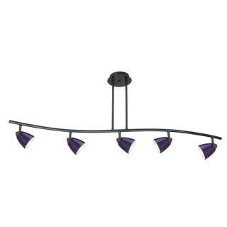 Link to Orbit Metal 5-light Track Lighting Similar Items in Track Lighting