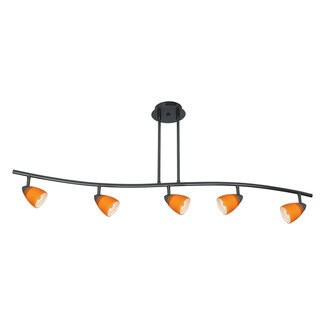 Orbit 5-light 120-volt GU-10 50-watt Light Fixture (Body Only)