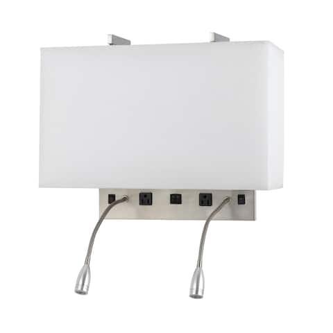 60W x 2 Wall Lamp