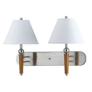 60W X 2 3-way Metal Wall Lamp