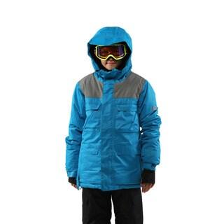686 Boys Blue Approach Insulated Jacket