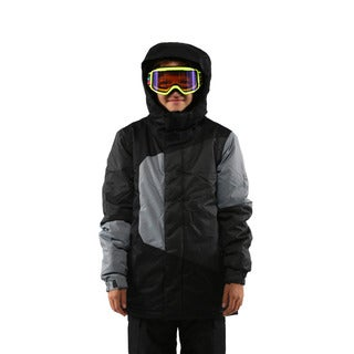 686 Boys Black Blaze Insulated Jacket