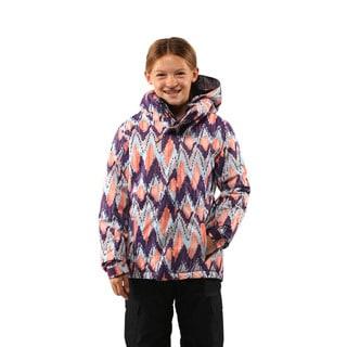 686 Girls Violet Flora Insulated Jacket