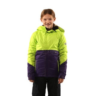 686 Girls Violet Wendy Insulated Jacket