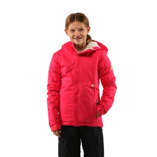 686 Girls Fuschia Wendy Insulated Jacket