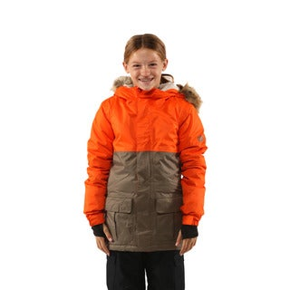 686 Girls Coral Polly Ins Jacket