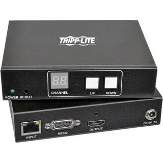 Tripp Lite HDMI / DVI Over IP Transmitter & Receiver Kit w/ RS-232 20