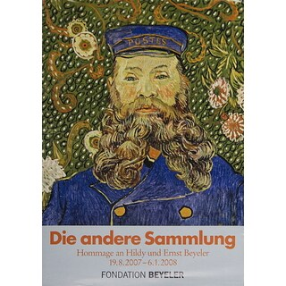 Vincent van Gogh 'Postes - Fondation Beyeler' 2007 Offset Lithograph Wall Art, 16.5 x 11.75 inches