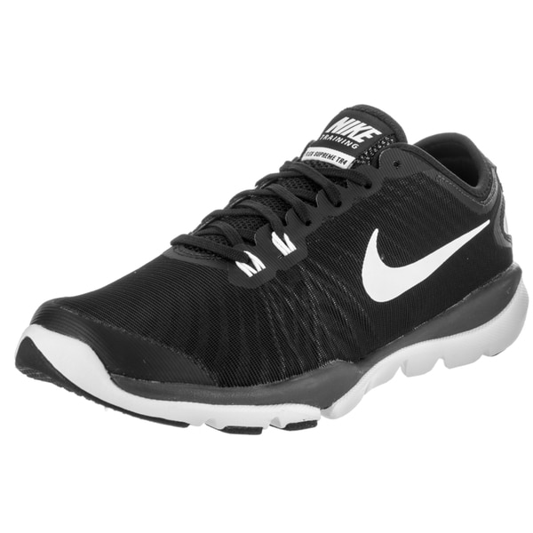 c97d2f1f9856 Shop Nike Women s Flex Supreme Tr 4 Wide Training Shoe - Free ...