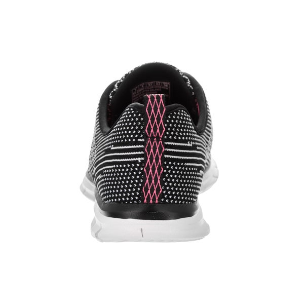 Shop Skechers Women's Glider Forever Young Black, White