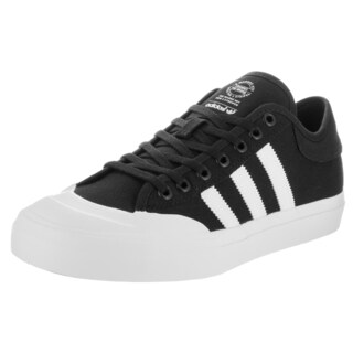 Adidas Men's Matchcourt Black Canvas Skate Shoes