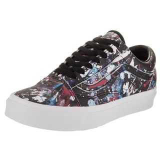 Vans Unisex Old Skool Paint Splatter Skate Shoe
