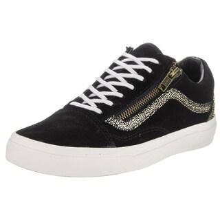 Vans Unisex Old Skool Zip Gold Dots Skate Shoe