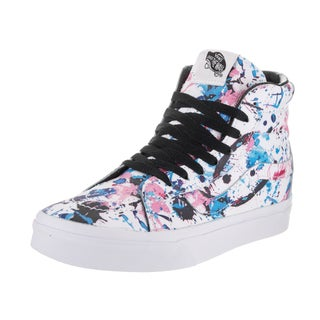 Vans Unisex Sk8-Hi Reissue Paint Splatter Skate Shoes