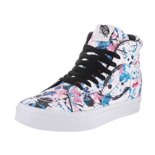 Vans Unisex Sk8-Hi Reissue Paint Splatter Skate Shoes